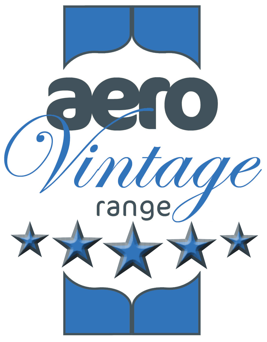 Aero Vintage Badge New Colourway